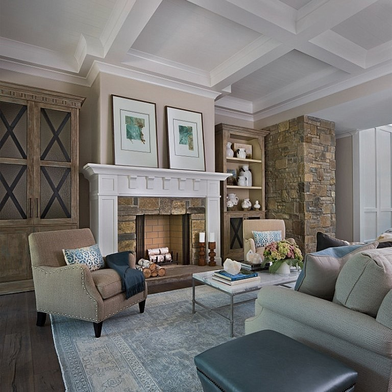 Traditional Interior Design By Ownby: Award-winning High-end Residential Architects