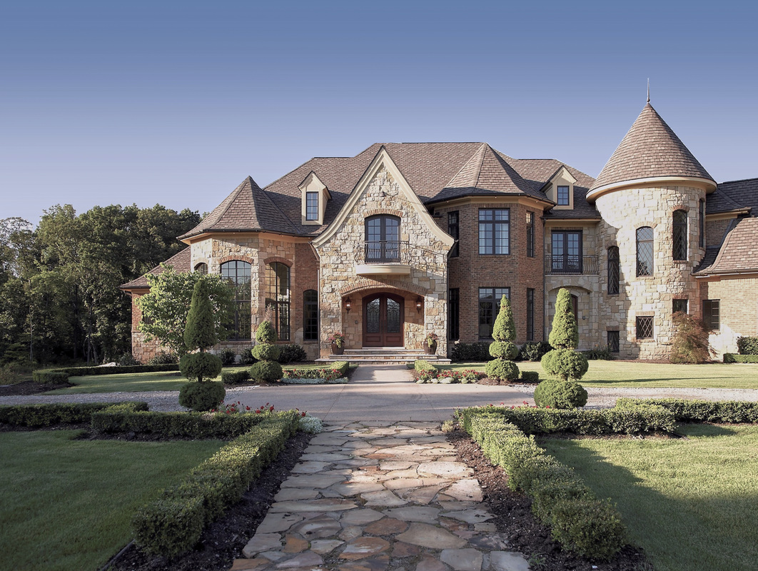 French Country Estate Vanbrouck